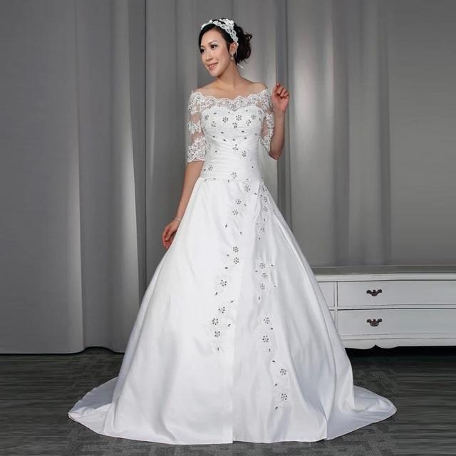刺繍#ウェディングドレス ...